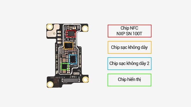 Mổ bụng Xiaomi Mi 10 Pro: Thiết kế đỉnh cao bên trong một mẫu flagship có giá chỉ từ 16 triệu đồng - Ảnh 12.