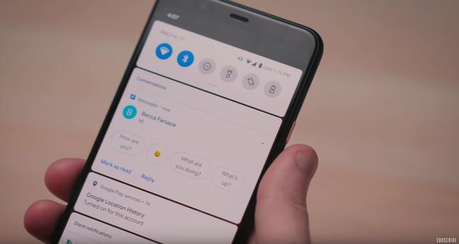 Google tiết lộ những tính năng mới hấp dẫn của Android 11 - Ảnh 3.