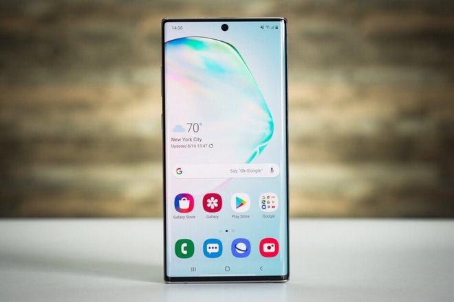 Bằng sáng chế của Samsung tiết lộ Galaxy Note 20 sẽ có màn hình siêu cong, nhưng vẫn có nút vật lý ở cạnh bên - Ảnh 1.