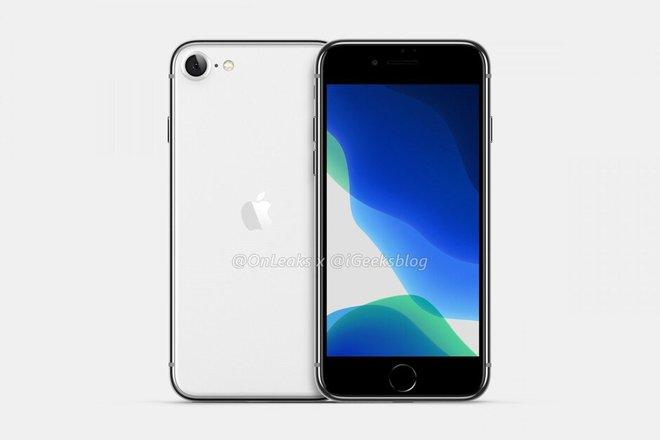 Chiếc iPhone tiếp theo của Apple sẽ không có số - Ảnh 1.