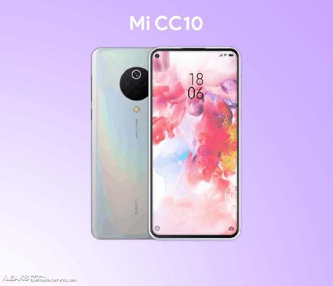 Lộ diện hình ảnh đầu tiên của Xiaomi Mi 10 Lite - Ảnh 2.