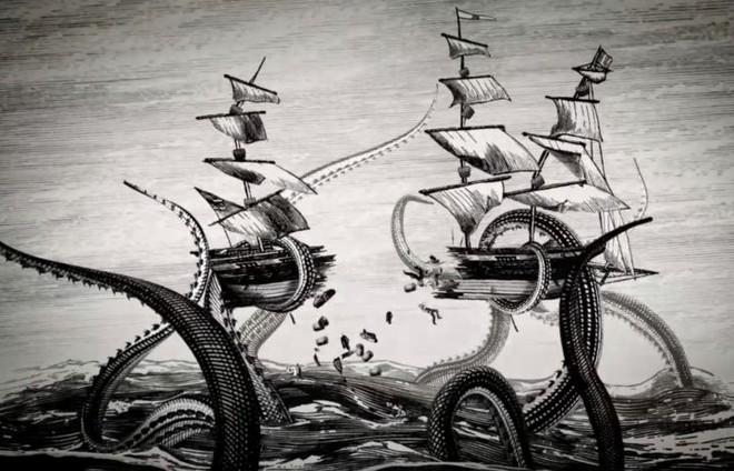 Quỷ khổng lồ Biển Bắc: Sinh vật có cùng kích thước với cá voi xanh có thể thực sự tồn tại ? - Ảnh 9.