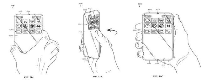 Bằng sáng chế kỳ lạ cho thấy Apple muốn sản xuất iPhone với màn hình cuộn quanh thân máy - Ảnh 1.