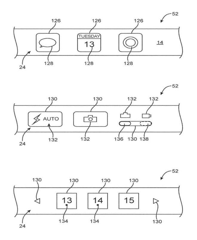 Bằng sáng chế kỳ lạ cho thấy Apple muốn sản xuất iPhone với màn hình cuộn quanh thân máy - Ảnh 4.