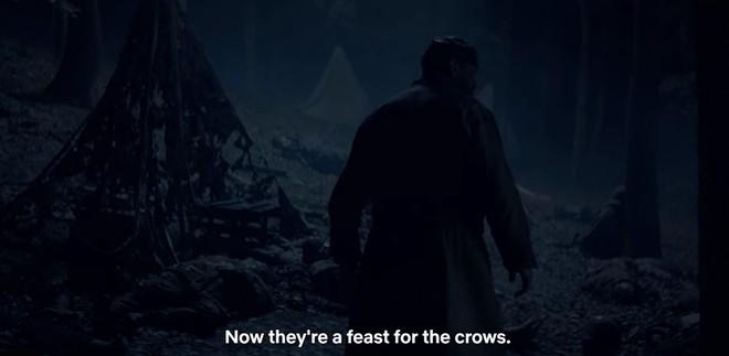 Sau hơn 2 tháng phát sóng, cuối cùng fan cũng tìm ra easter egg liên quan đến Game of Thrones trong The Witcher - Ảnh 4.