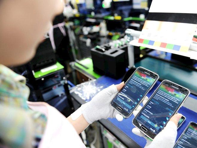Hàn Quốc: Samsung xác nhận một công nhân nhiễm Covid-19, đóng cửa nhà máy Gumi - Ảnh 1.