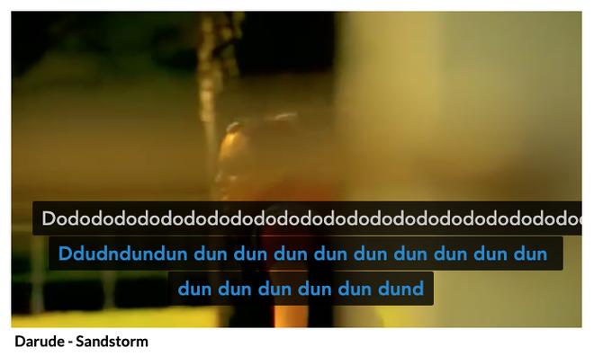 Ước mơ của các thánh phòng hát: Website này có thể biến MV ca nhạc trên YouTube thành phiên bản karaoke trong 1 nốt nhạc - Ảnh 2.