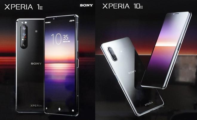 Sony Xperia 1 II lộ diện: Màn hình OLED 21:9, 4 camera ZEISS, chip Snapdragon 865 - Ảnh 1.