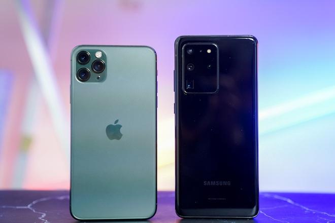 Phonearena làm bài đọ khả năng chụp ảnh của Galaxy S20 Ultra và iPhone 11 Pro Max - Ảnh 1.