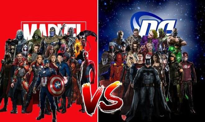 Tin đồn: Marvel có thể mua lại đối thủ truyền kiếp DC Comics - Ảnh 1.