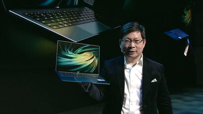 Huawei nâng cấp MateBook X Pro với chip Intel thế hệ thứ 10, giá 1499 euro - Ảnh 1.