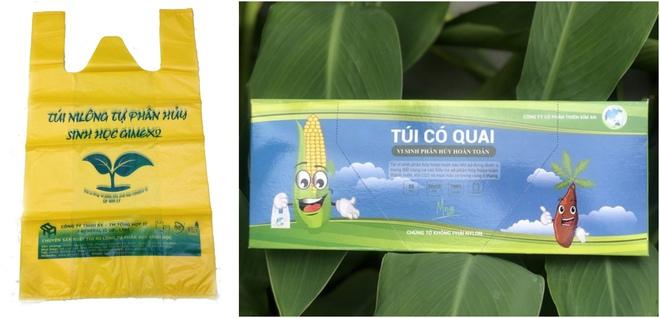 Dùng thử túi nilon AnEco: Made in Việt Nam, làm từ nhựa sinh học, phân hủy 100% thành mùn nuôi cây, nước và CO2 - Ảnh 9.