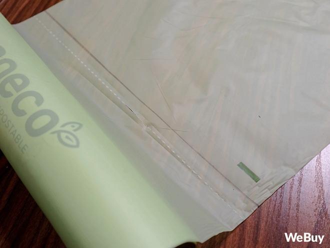 Dùng thử túi nilon AnEco: Made in Việt Nam, làm từ nhựa sinh học, phân hủy 100% thành mùn nuôi cây, nước và CO2 - Ảnh 7.