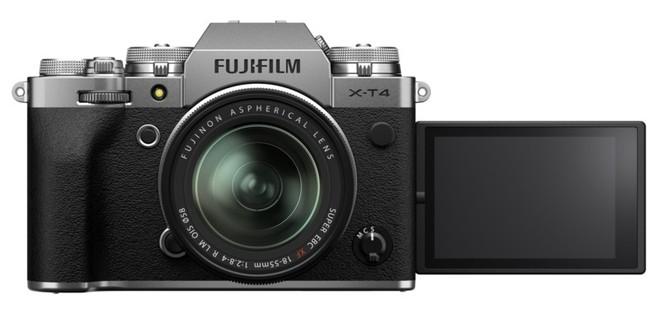 Fujifilm ra mắt máy ảnh X-T4: Chống rung cảm biến, màn chập mới, pin lớn hơn - Ảnh 11.