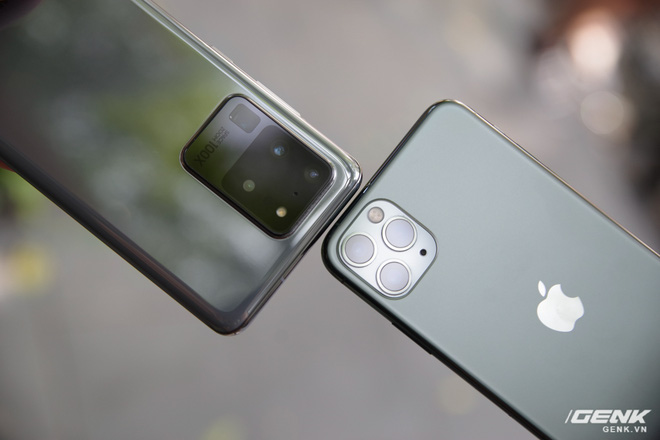 Galaxy S20 Ultra quyết đấu iPhone 11 Pro Max: ai hơn ai thua trong cuộc đua trải nghiệm? - Ảnh 2.