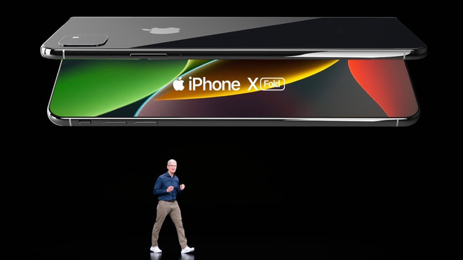 Thiết bị màn hình gập của Apple sẽ ra mắt trong vòng 1 năm nữa - Ảnh 1.