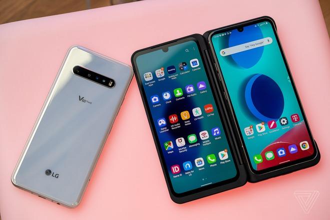 Cận cảnh LG V60 ThinQ 5G vừa ra mắt: Flagship kém hấp dẫn nhất năm 2020 - Ảnh 1.