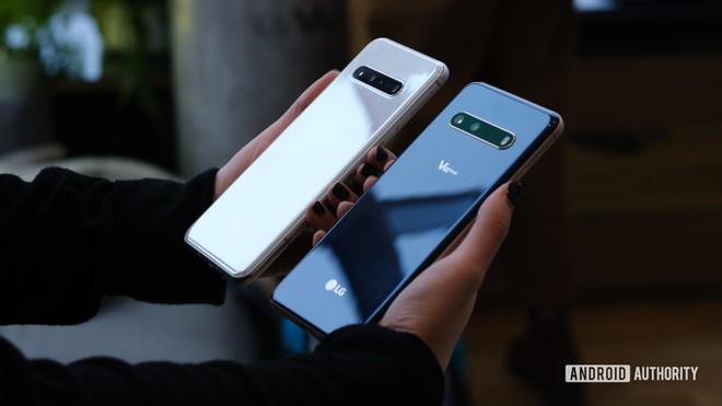 Cận cảnh LG V60 ThinQ 5G vừa ra mắt: Flagship kém hấp dẫn nhất năm 2020 - Ảnh 2.