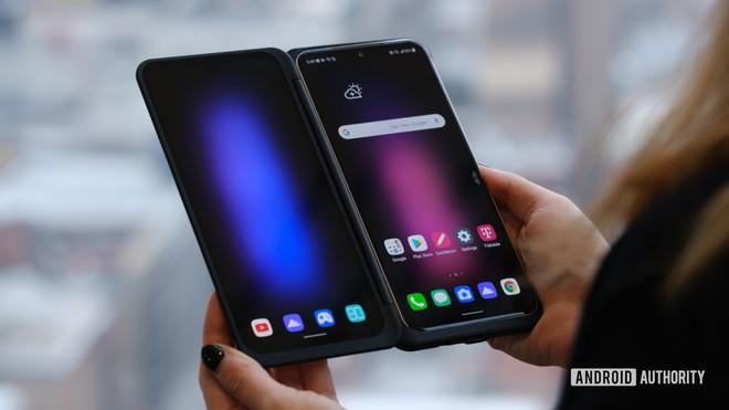 Cận cảnh LG V60 ThinQ 5G vừa ra mắt: Flagship kém hấp dẫn nhất năm 2020 - Ảnh 10.