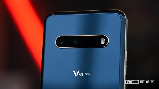 Cận cảnh LG V60 ThinQ 5G vừa ra mắt: Flagship kém hấp dẫn nhất năm 2020 - Ảnh 7.