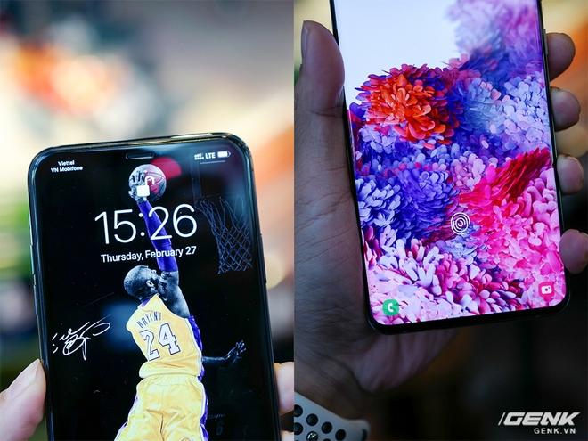 Galaxy S20 Ultra quyết đấu iPhone 11 Pro Max: ai hơn ai thua trong cuộc đua trải nghiệm? - Ảnh 22.