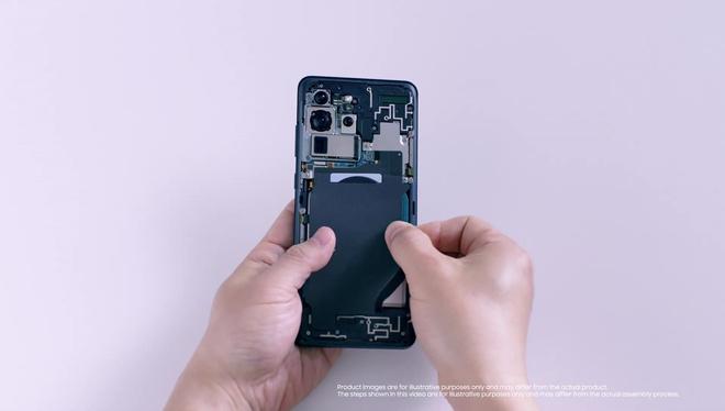 Mổ bụng Galaxy S20 Ultra: Có gì bên trong flagship mới nhất của Samsung? - Ảnh 17.