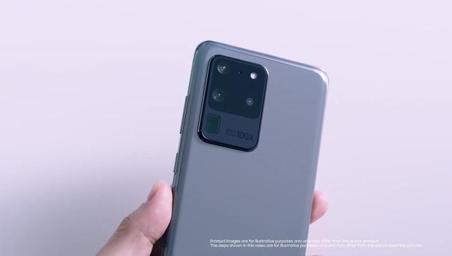Mổ bụng Galaxy S20 Ultra: Có gì bên trong flagship mới nhất của Samsung? - Ảnh 19.