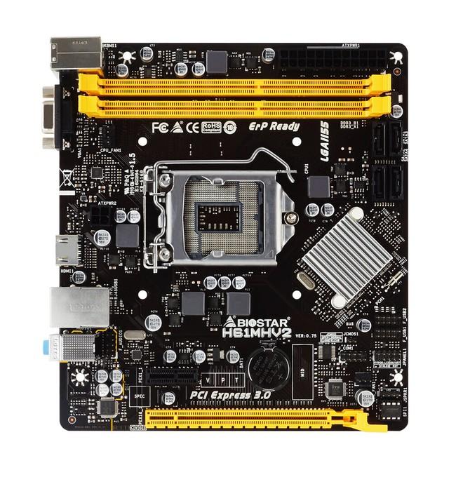 2020 rồi nhưng vẫn có hãng ra mắt mainboard dùng chipset H61 từ cách đây 9 năm trước - Ảnh 1.