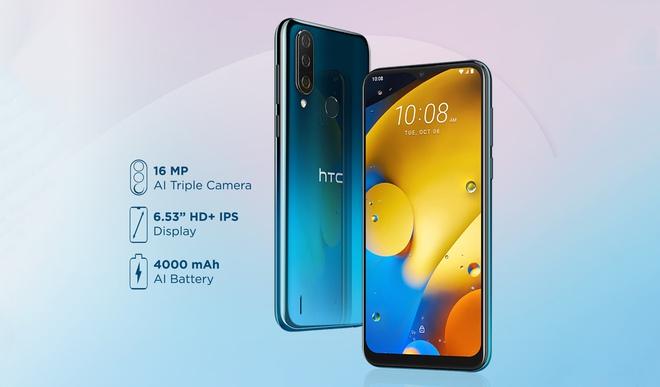 HTC bất ngờ ra mắt smartphone mới - Ảnh 1.