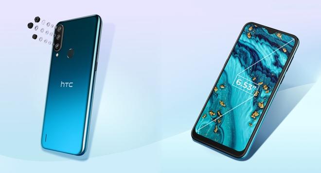HTC bất ngờ ra mắt smartphone mới - Ảnh 2.