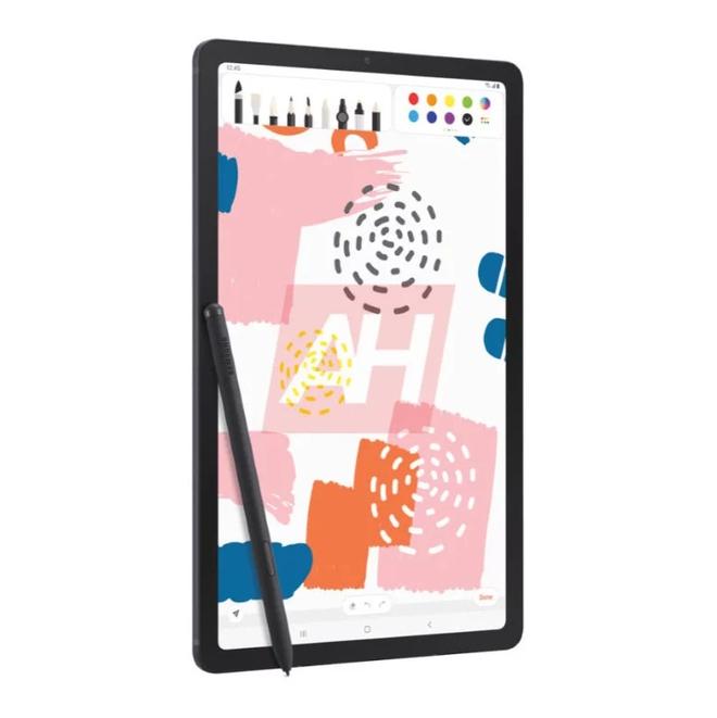 Galaxy Tab S6 Lite lộ ảnh render: Thiết kế giống Tab S6, có bút S-Pen được thiết kế lại - Ảnh 1.