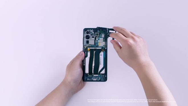 Mổ bụng Galaxy S20 Ultra: Có gì bên trong flagship mới nhất của Samsung? - Ảnh 14.
