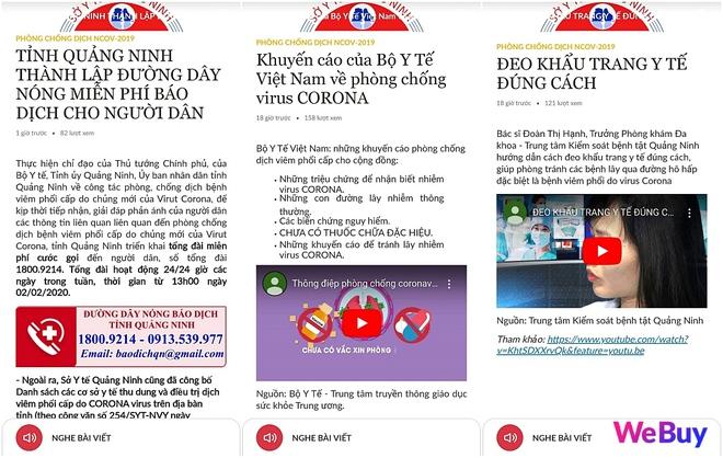 Trải nghiệm ứng dụng Smart Quảng Ninh: Cập nhật thông tin virus corona liên tục, hàng loạt tính năng thiết thực cho người dân, có cả trợ lý ảo tiếng Việt - Ảnh 2.