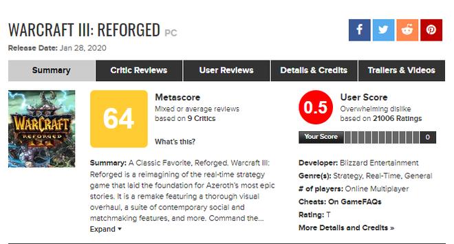 Huyền thoại Warcraft III vừa hồi sinh đã chết, hy vọng cho lắm để rồi thất vọng cũng nhiều - Ảnh 2.
