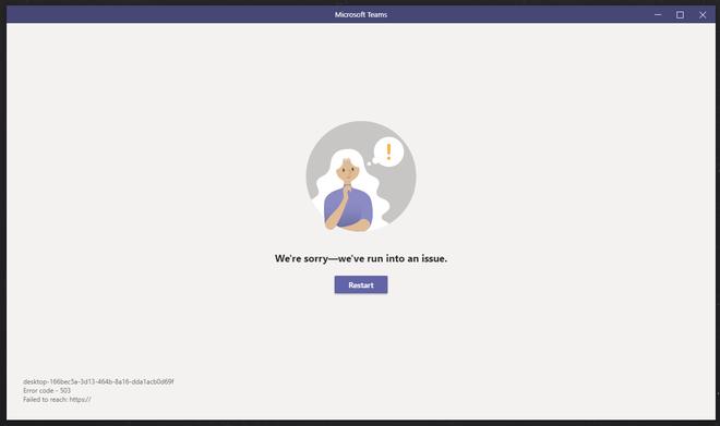Microsoft quên không làm mới chứng chỉ bảo mật, người dùng Microsoft Teams gặp sự cố suốt 3 tiếng liền - Ảnh 1.