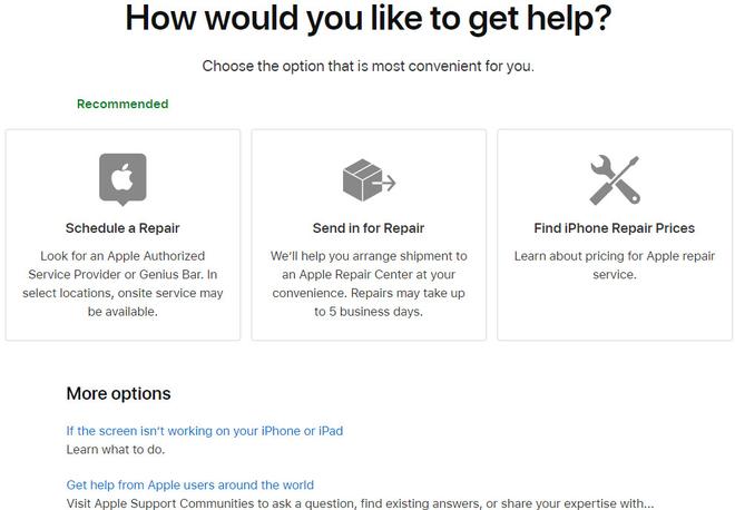 Apple lần đầu tiên cung cấp dịch vụ sửa chữa iPhone tại nhà - Ảnh 2.