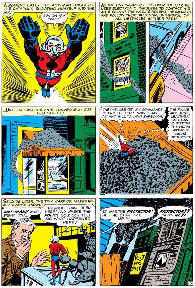 Trước khi có kiến cánh để cưỡi, Ant-Man đã phải dùng tới ... dây chun để bay trong không khí - Ảnh 6.