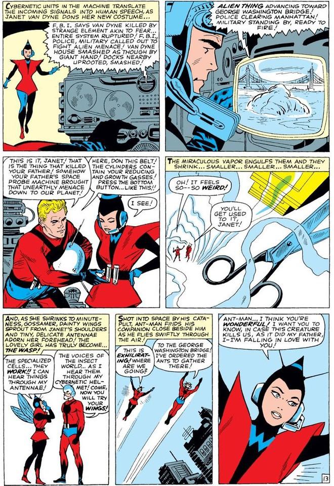 Trước khi có kiến cánh để cưỡi, Ant-Man đã phải dùng tới ... dây chun để bay trong không khí - Ảnh 8.