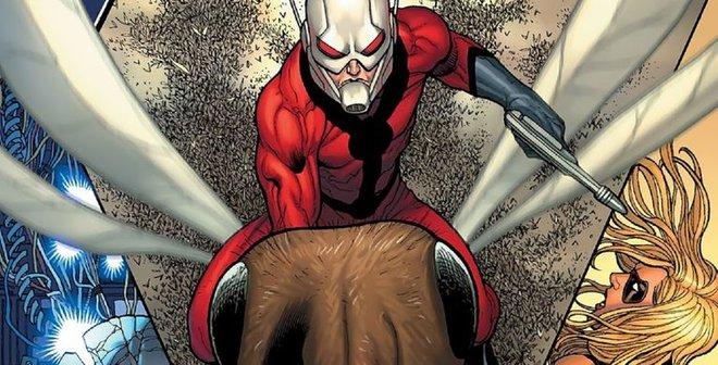 Trước khi có kiến cánh để cưỡi, Ant-Man đã phải dùng tới ... dây chun để bay trong không khí - Ảnh 1.