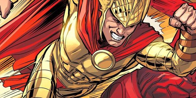 Trong Vũ trụ DC, đây là ba nhân vật có thể chạy nhanh hơn cả Flash - Ảnh 3.