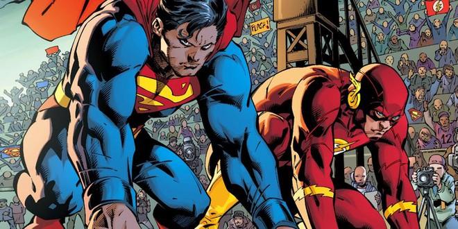 Trong Vũ trụ DC, đây là ba nhân vật có thể chạy nhanh hơn cả Flash - Ảnh 4.
