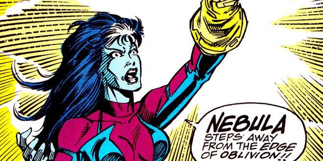 Trước khi về với đội Thanos, số phận và diện mạo Nebula trong truyện tranh ra sao? - Ảnh 2.