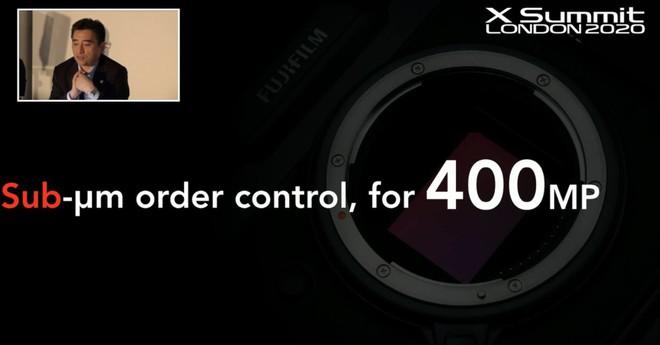 Fujifilm đang phát triển tính năng chụp 400MP cho GFX100 - Ảnh 1.