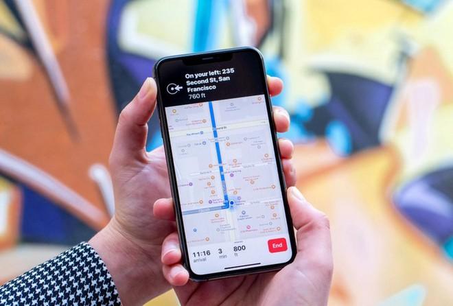Sau 7 năm, Apple cuối cùng cũng có phiên bản Apple Maps đáng sử dụng nhất - Ảnh 1.