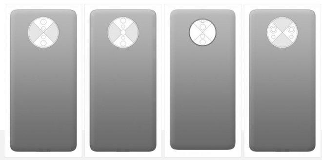OnePlus đăng ký thiết kế giấu camera bằng cách xoay vỏ sau - Ảnh 2.