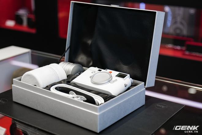 Cận cảnh Leica M10-P White Limited Edition: Chỉ có 350 chiếc được sản xuất, giá 420 triệu đồng tại Việt Nam - Ảnh 1.