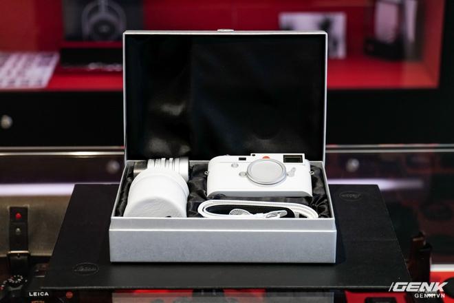 Cận cảnh Leica M10-P White Limited Edition: Chỉ có 350 chiếc được sản xuất, giá 420 triệu đồng tại Việt Nam - Ảnh 2.