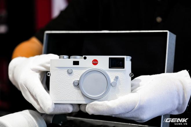 Cận cảnh Leica M10-P White Limited Edition: Chỉ có 350 chiếc được sản xuất, giá 420 triệu đồng tại Việt Nam - Ảnh 3.