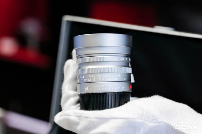 Cận cảnh Leica M10-P White Limited Edition: Chỉ có 350 chiếc được sản xuất, giá 420 triệu đồng tại Việt Nam - Ảnh 12.