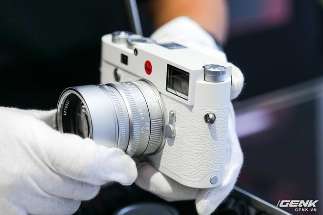 Cận cảnh Leica M10-P White Limited Edition: Chỉ có 350 chiếc được sản xuất, giá 420 triệu đồng tại Việt Nam - Ảnh 5.